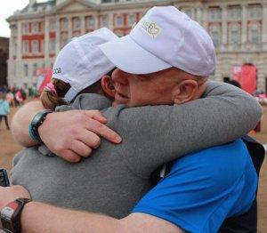 Finishers and Marathoners