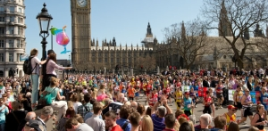 Photo credit - London Marathon website
