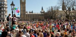 Photo credit - London Marathon website